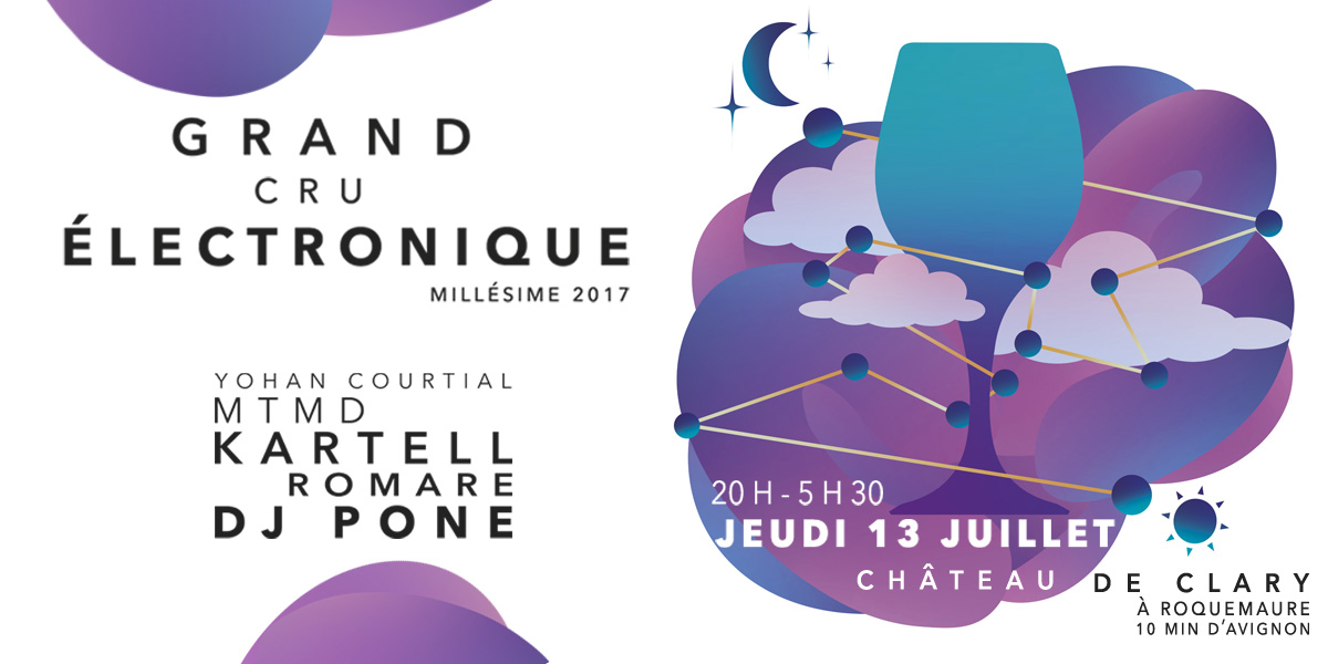 Grand Cru Electronique 2017